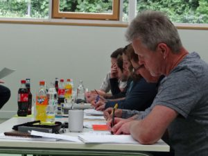 Teilnehmer Seminar Standardsituationen der Orchesterschulung - 11