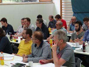 Teilnehmer Seminar Standardsituationen der Orchesterschulung - 14