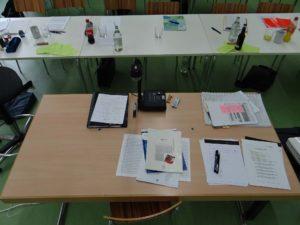 Teilnehmer Seminar Standardsituationen der Orchesterschulung - 9
