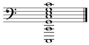 Tuba Naturtonreihe C