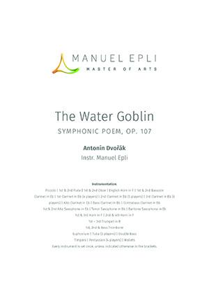 Cover Der Wassermann