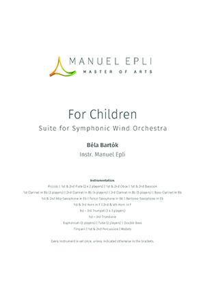 Cover Für Kinder