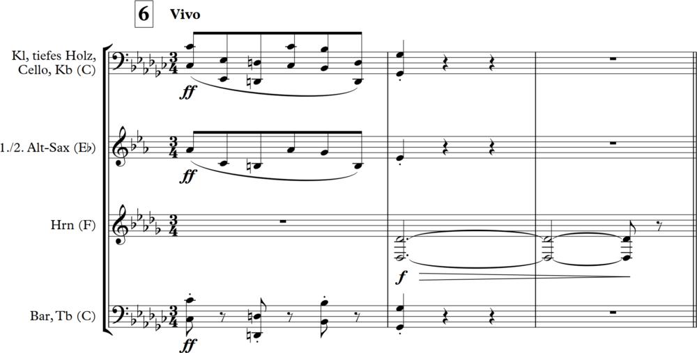 Saxophon Gnomus